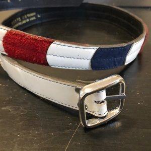Belt-Red, White, Blue
